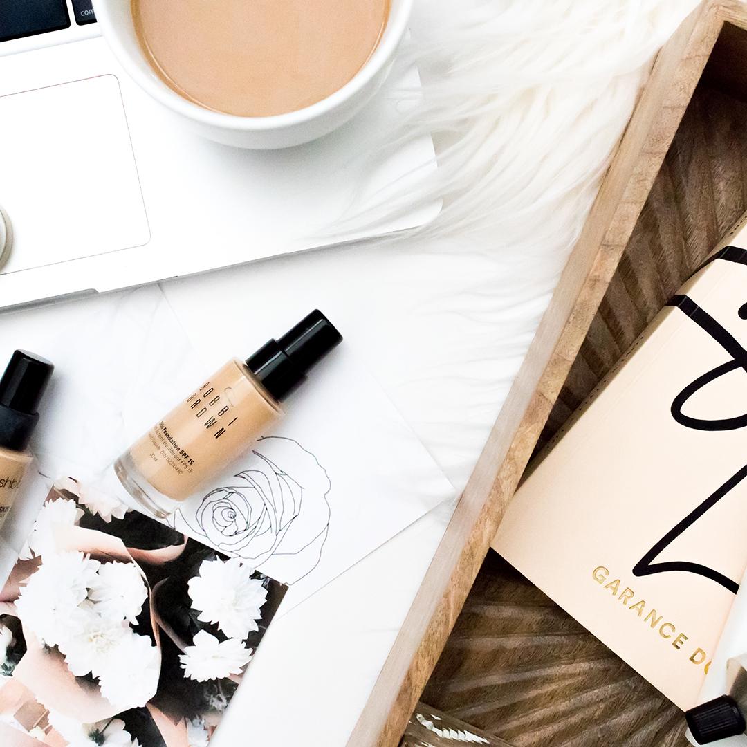 beauty business branding